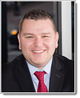 Gareth Gudger Business Portrait