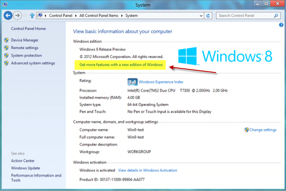 Windows Anytime Update - фото 10