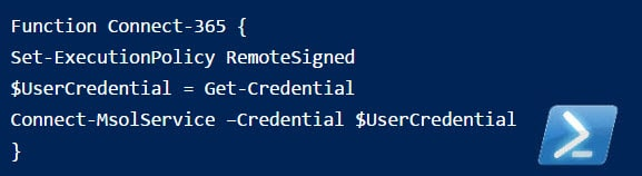 Easily Connect to Office 365 with PowerShell - SuperTekBoy