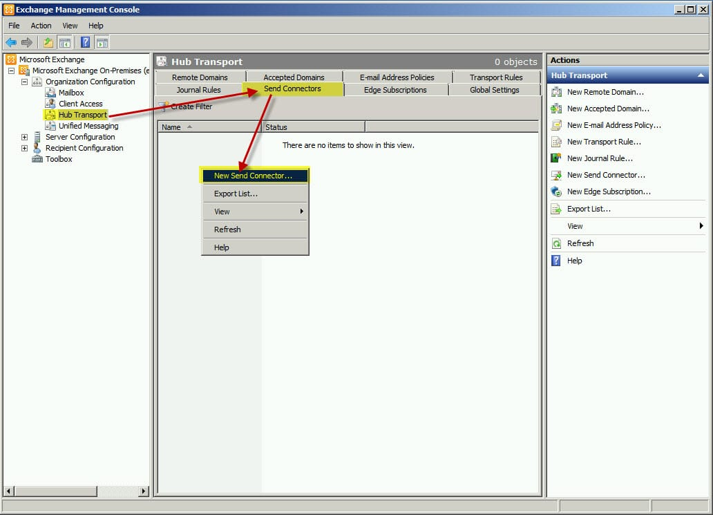 Migrating Exchange 2003 to 2010 – Part V - SuperTekBoy