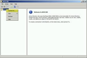 Using ADSI Edit to confirm Exchange Schema Version A