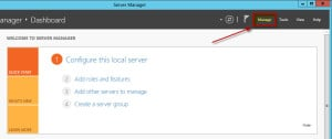 Disable Windows Server Manager