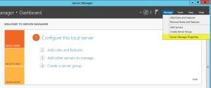 Disable Windows Server Manager B