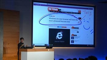Windows 10 Internet Explorer Note Taking Mode Spartan