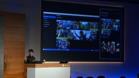 Windows 10 Universal App Photos