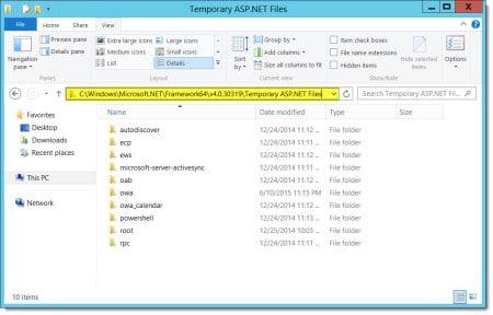 ASP.NET Event ID 1309 Event Code 3005