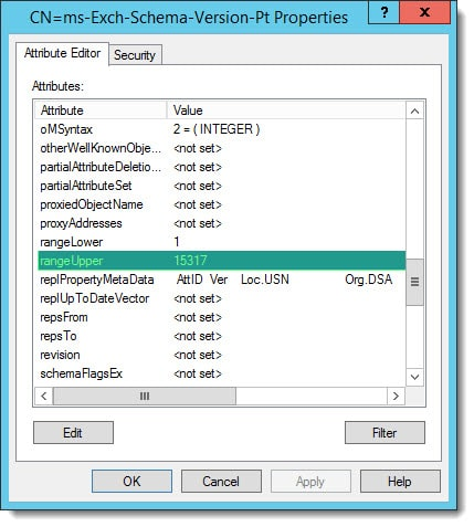 Extend, Prepare and Verify Active Directory for Exchange 2016