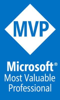 Microsoft MVP Logo Vertical