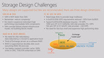 Design your Exchange infrastructure right or consider moving to Office 365 Microsoft Ignite