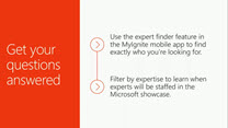 Exchange and Outlook mega ask the experts Microsoft Ignite