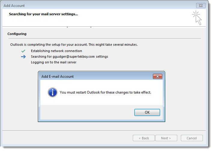 Disabling TLS 1 0 may cause Outlook to crash - SuperTekBoy
