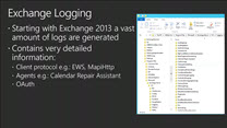 Troubleshooting complex Exchange operational issues Microsoft Ignite
