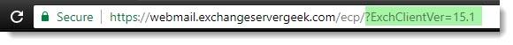 ExchClientVer15.1