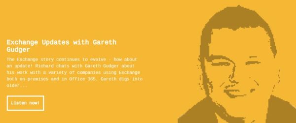 Gareth on Runas Radio #588 - Exchange Updates with Gareth Gudger