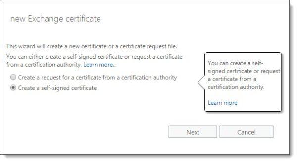 Recreate the WMSvc certificate A