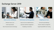 Welcome to Exchange Server 2019