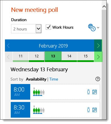Save Time with FindTime - Scheduling meetings made easy
