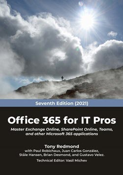 Office 365 for IT Pros 7th Edition